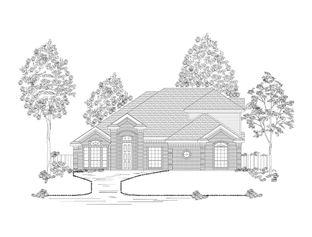 75' Carlton FSW @ LF - La Frontera: Fort Worth, Texas - First Texas Homes