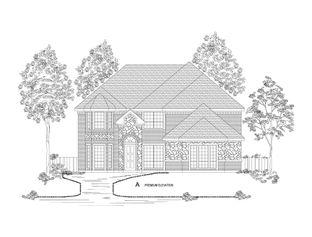 75' Riverchase FSW (w/Media) @ LF - La Frontera: Fort Worth, Texas - First Texas Homes