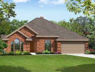 Seville 2323 F - Woodbridge Estates: Wylie, Texas - Gallery Custom Homes