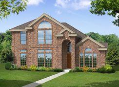 Brighton 40 R - Villages of Creekwood: Frisco, Texas - First Texas Homes