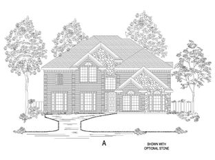 Brentwood FSW (w/Media) - The Villages of Hurricane Creek: Anna, Texas - First Texas Homes