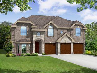 Boston F - LeTara: Haslet, Texas - First Texas Homes