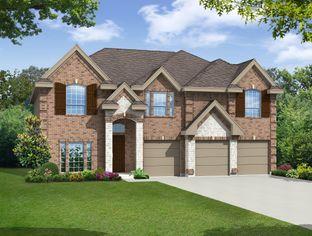 Boston F (w/Media) - Inspiration: Wylie, Texas - First Texas Homes