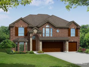 Boston F (w/Media) - Dove Chase: Mansfield, Texas - First Texas Homes