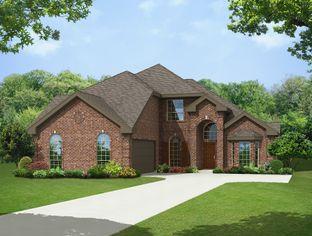 75' Birchwood FSW (w/Media) @ LF - La Frontera: Fort Worth, Texas - First Texas Homes