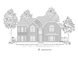 Brentwood R (w/Media) - Heron's Bay Estates: Garland, Texas - Gallery Custom Homes