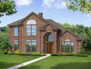 Brighton 44 R - Stillwater Canyon: Desoto, Texas - First Texas Homes