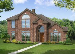 Brighton 44 R - Garden Valley Meadows: Waxahachie, Texas - First Texas Homes