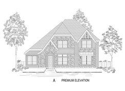 Canterbury R (w/Game) - Collinsbrook Farm: Frisco, Texas - First Texas Homes