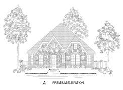 50' Dover R @ MC - Mercer Crossing West: Farmers Branch, Texas - First Texas Homes