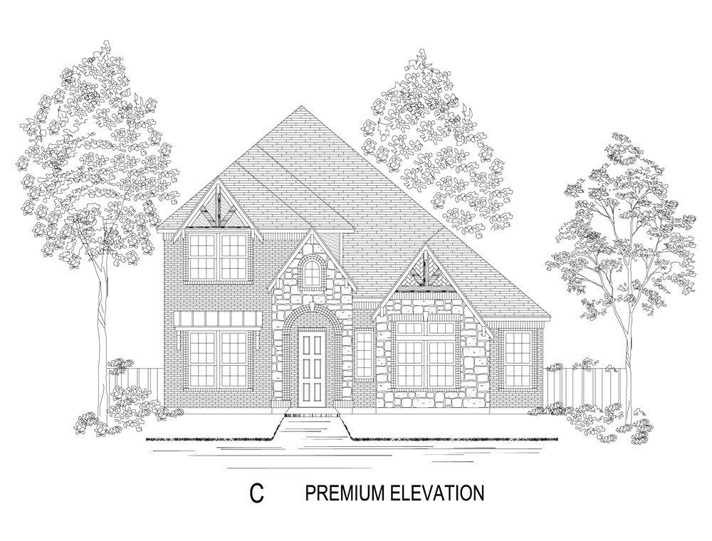 Elevation C