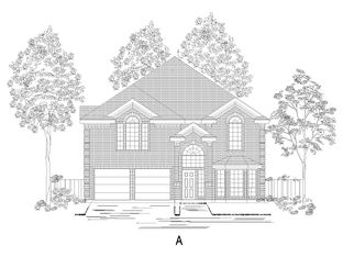Sheffield I F - The Villages At Charleston: Glenn Heights, Texas - First Texas Homes