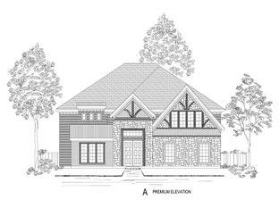 Emerald R (w/Media) - Collinsbrook Farm: Frisco, Texas - First Texas Homes