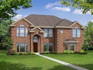 Hillcrest FS - Broadmoor Estates: Red Oak, Texas - First Texas Homes