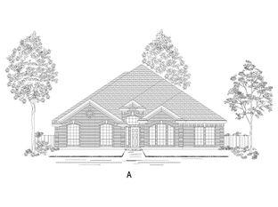 Kensington FS - Parker Ranch: Parker, Texas - Gallery Custom Homes