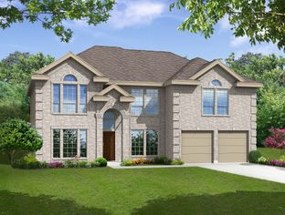 Newport F - Pemberley Estates: Mansfield, Texas - First Texas Homes