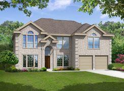 Newport F - Llano Springs: Fort Worth, Texas - First Texas Homes