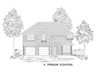 Princeton F - Llano Springs: Fort Worth, Texas - First Texas Homes