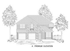 Princeton F - Somerset: Mansfield, Texas - First Texas Homes