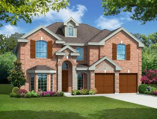 Stonehaven 45 F - The Villages At Charleston: Glenn Heights, Texas - First Texas Homes