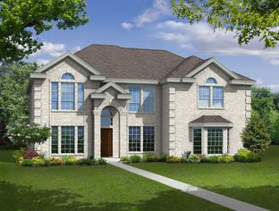 Stonehaven FS - Woods of Red Oak: Red Oak, Texas - First Texas Homes