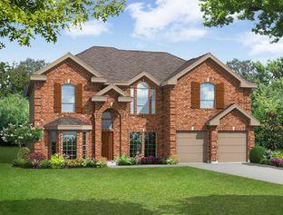 Regency F - Llano Springs: Fort Worth, Texas - First Texas Homes
