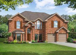 Regency F - Bear Creek: Cedar Hill, Texas - First Texas Homes