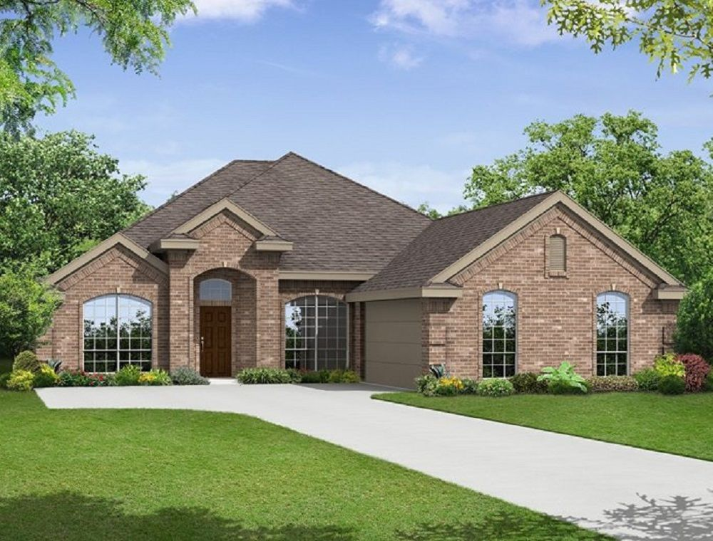 Harmon Ranch at Presidio West in Fort Worth, TX by First Texas Homes