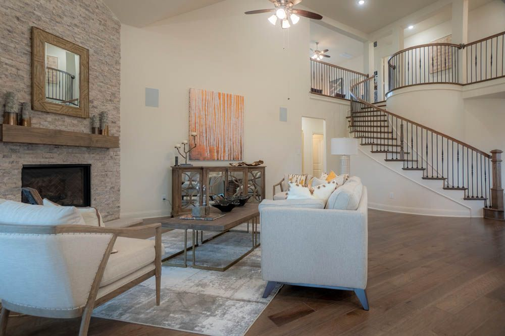 'The Villages At Charleston' by First Texas Homes-DFW in Dallas