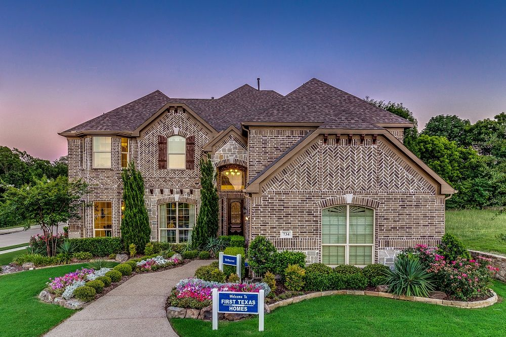 The Preserve At Rockwall In Rockwall Tx By First Texas Homes