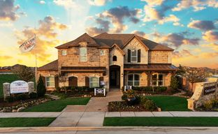 Creeks of Legacy by First Texas Homes in Dallas Texas