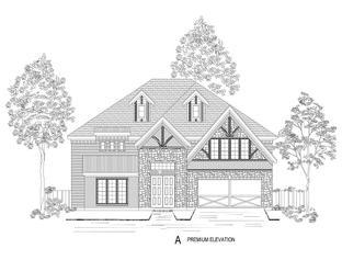 Emerald F (w/Media) - Collinsbrook Farm: Frisco, Texas - First Texas Homes