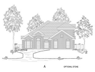Waterford III FSW (w/Game) - Heron's Bay Estates: Garland, Texas - Gallery Custom Homes