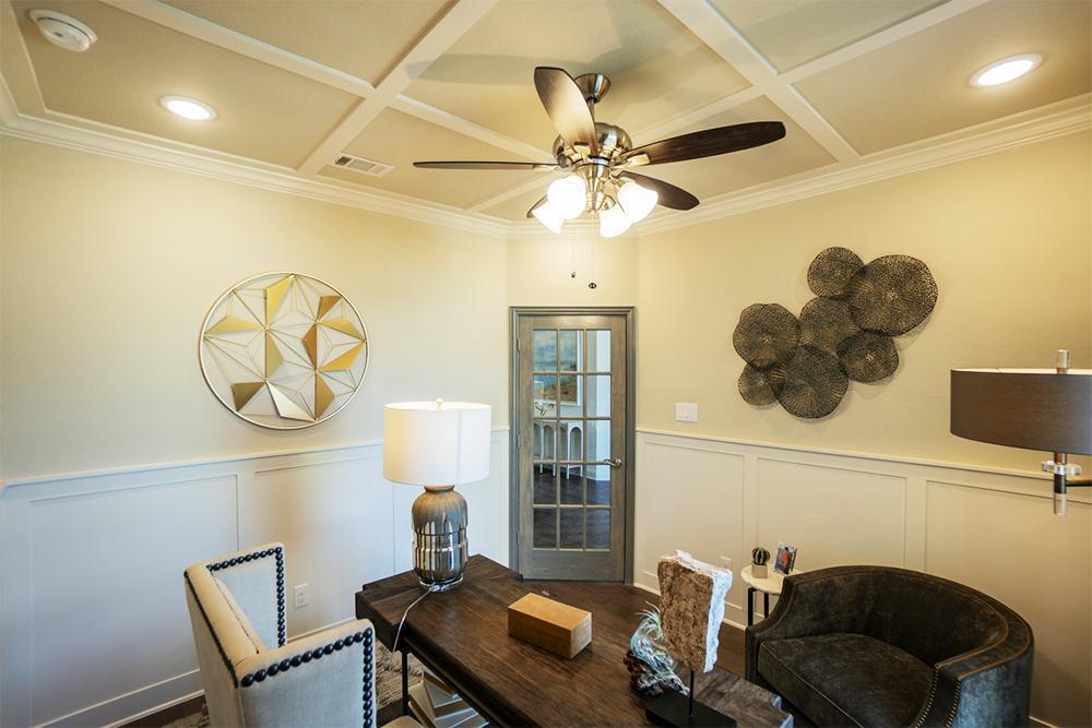 'Garden Valley Meadows' by First Texas Homes-DFW in Dallas