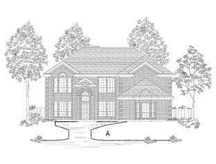 Crestwood FSW (w/Media) - The Homestead at Ownsby Farms: Celina, Texas - First Texas Homes