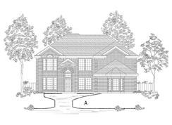 Crestwood FSW (w/Media) - Woodbridge Estates: Wylie, Texas - Gallery Custom Homes