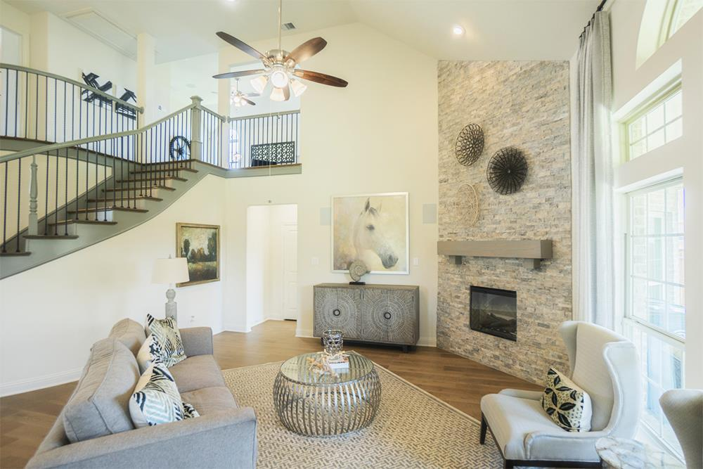 'Woods of Red Oak' by First Texas Homes-DFW in Dallas