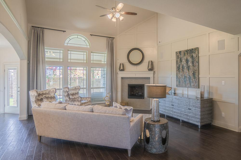 'Hawkins Meadows' by First Texas Homes-DFW in Dallas