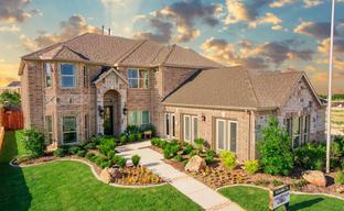 Hawkins Meadows by First Texas Homes in Dallas Texas