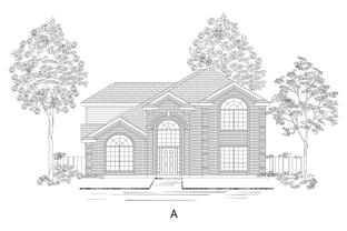 Crescent R (w/Game) - Villages of Creekwood: Frisco, Texas - First Texas Homes