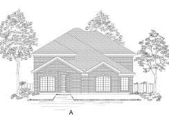Overton R (w/Media) - Mercer Crossing West: Farmers Branch, Texas - First Texas Homes