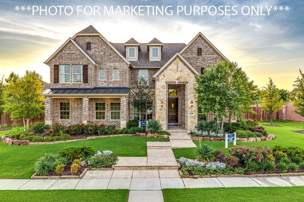 'Enclave at Creekwood' by First Texas Homes-DFW in Dallas