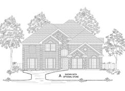 Bellacrest FSW - The Villages of Fox Hollow: Forney, Texas - First Texas Homes
