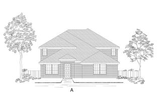Anatole R (w/Game) - Mercer Crossing West: Farmers Branch, Texas - First Texas Homes