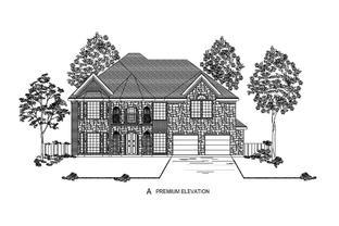 Remington F (w/Media) - Grayhawk Addition: Forney, Texas - First Texas Homes