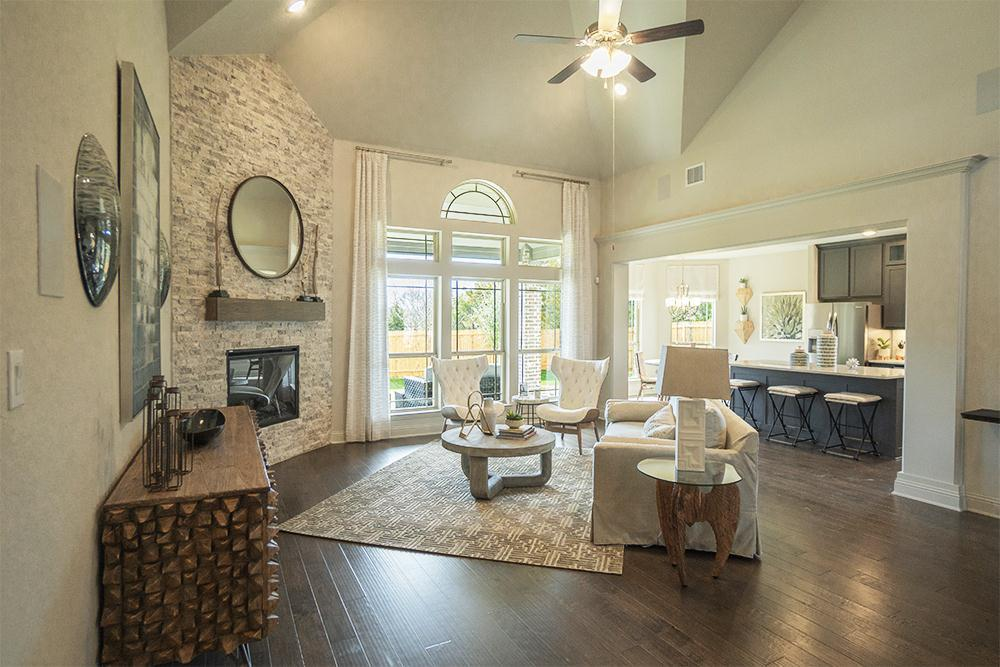 'Bear Creek' by First Texas Homes-DFW in Dallas