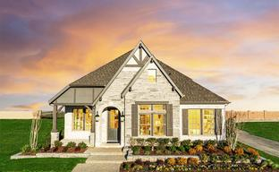 Mercer Crossing West by First Texas Homes in Dallas Texas