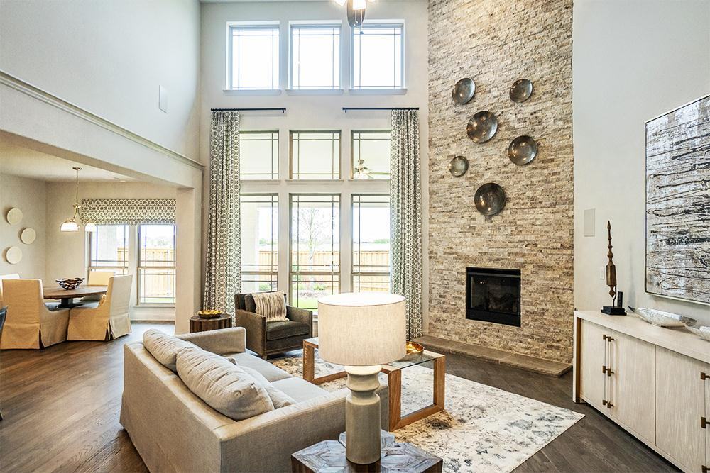 'Villages of Creekwood' by First Texas Homes-DFW in Dallas