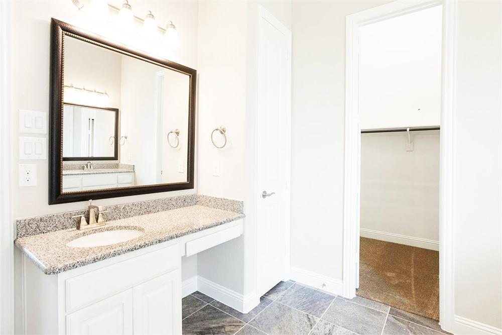 Bathroom featured in the Seville 2428 F By First Texas Homes in Dallas, TX