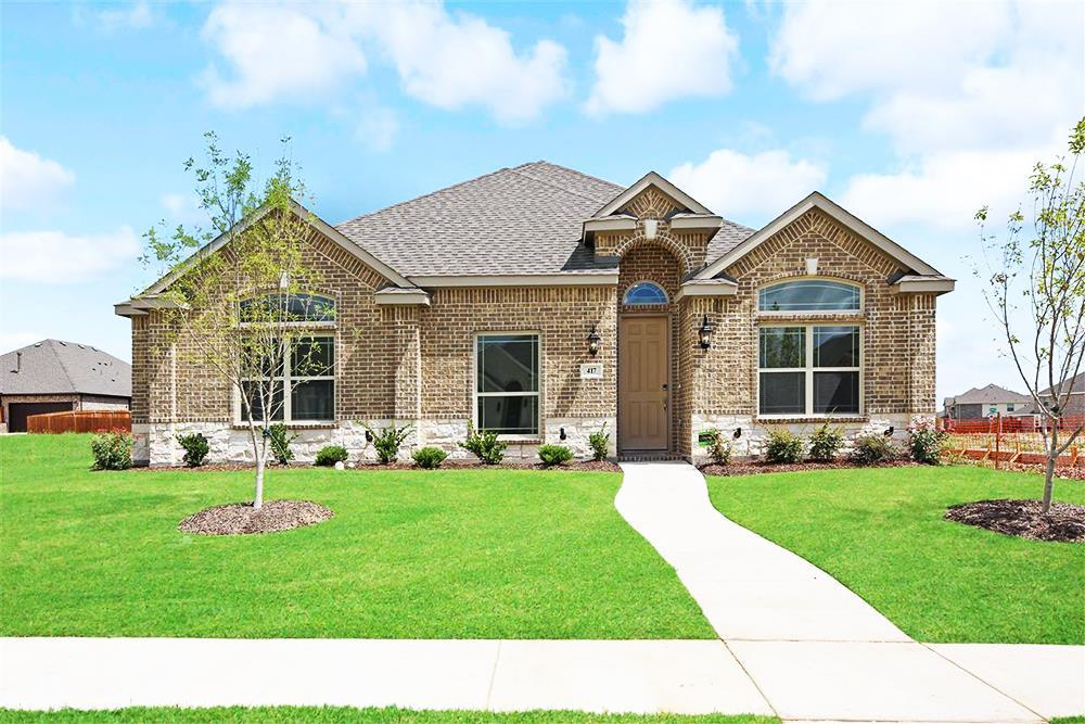Exterior featured in the R - Dallas R (w/Media) By First Texas Homes in Dallas, TX